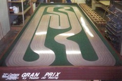 The World's Largest CNC Routed Commercial Slot Car Track